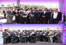 افتتاح و بهره برداری از 14 پروژه عمرانی، فرهنگی و تفریحی شهرداری لار