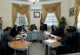 روسای کمیسون های پنج گانه شورا مشخص شدند