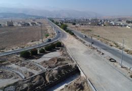 اصلاح هندسی طرح ترافیکی بلوار امام علی(ع)
