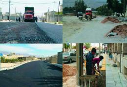 افتتاح و بهره برداری از 15 پروژه عمرانی و خدماتی در هفته دولت