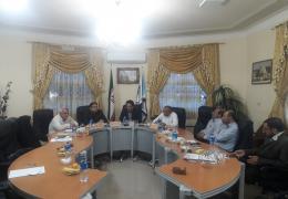 مسئولین کمسیونهای شورای اسلامی شهرلار انتخاب شدند