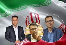 شهردار و اعضای شورای اسلامی شهر لار به متخب مردم در مجلس یازدهم تبریک گفتند