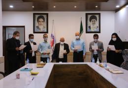 هیئت رئیسه دوره ششم شورای اسلامی شهر لار انتخاب شدند